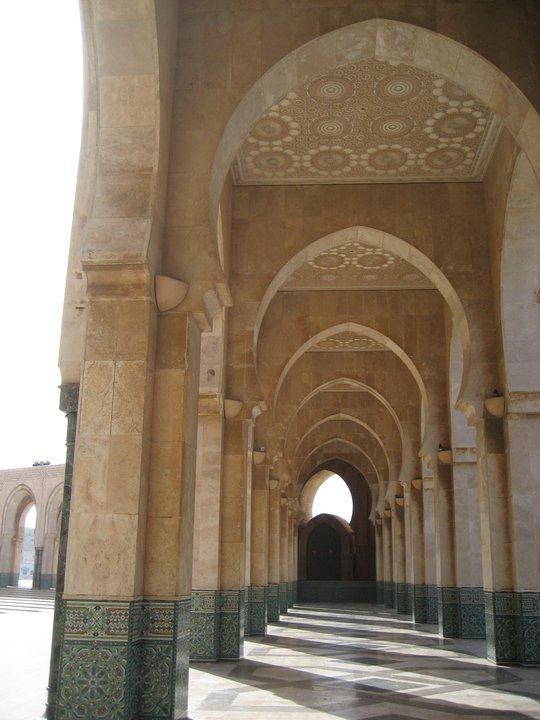 Casablanca Morocco Mosque