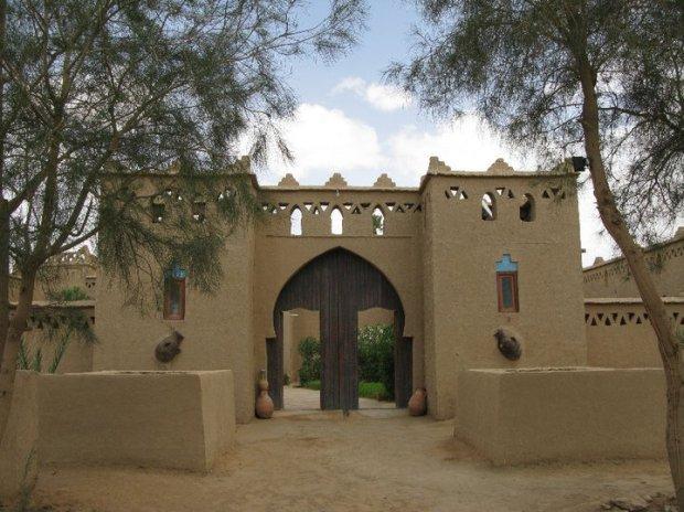 Merzouga Morocco Sahara