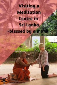 Visiting a Meditation Centre