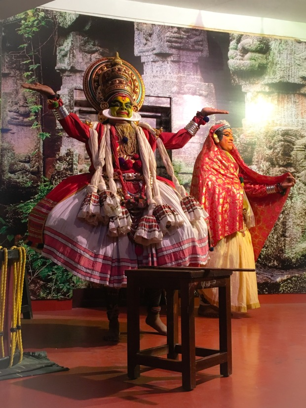 Kathakali Centre, Kochi, India