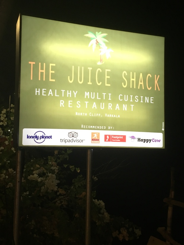 The Juice Shack Varkala