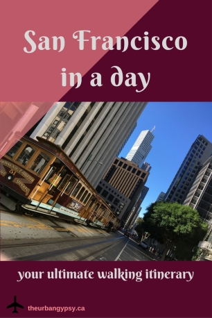 Copy of San Francisco in a Day