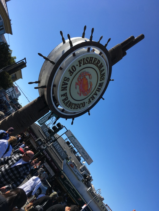 San Francisco Fishermans Wharf