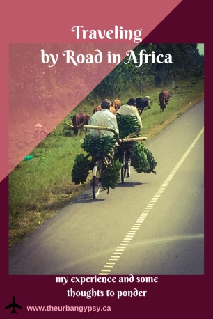 Copy of on the roads of Africa