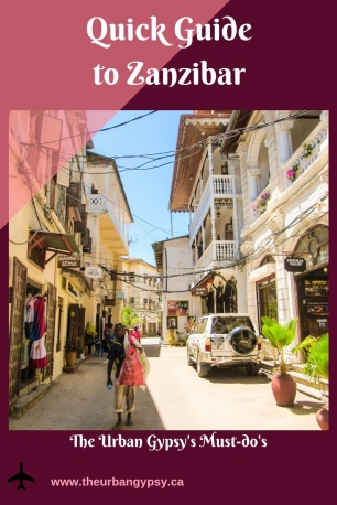Copy of Stone Town