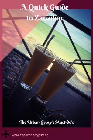 Zanzibar - first taste of paradise